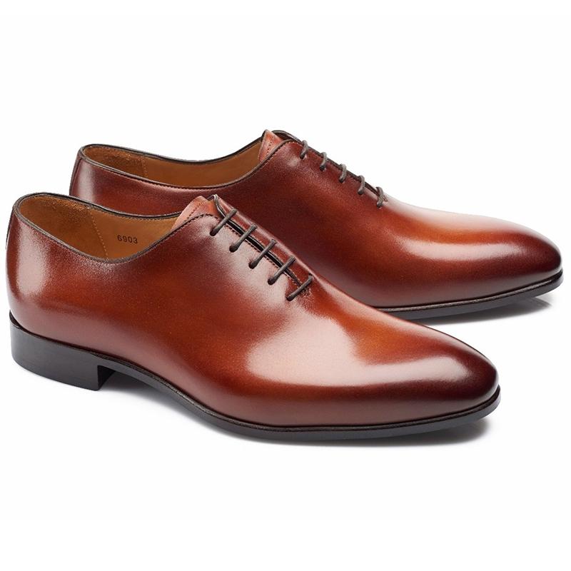 Carlos Santos Francis 6903 Wholecut Shoes Braga Image