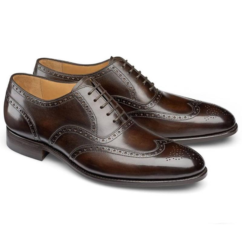 Carlos Santos Frank 7273 Wingtip Shoes Coimbra Image