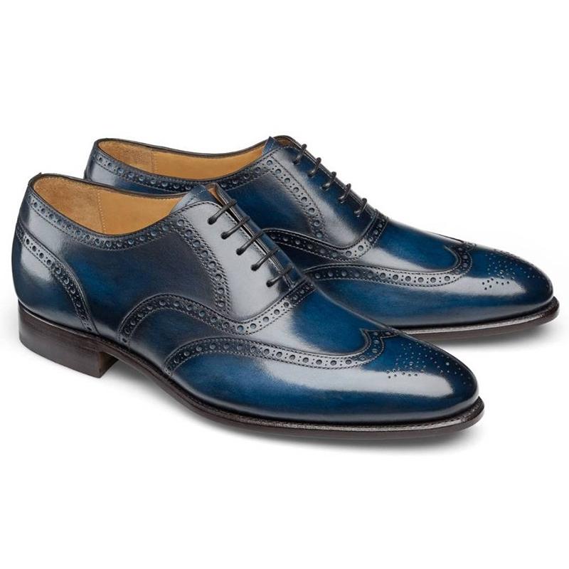 Carlos Santos Frank 7273 Wingtip Shoes Norte Image