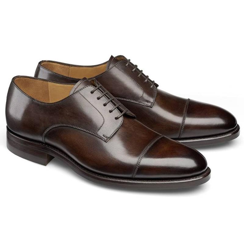 Carlos Santos Gary 9381 Cap Toe Shoes Coimbra Image