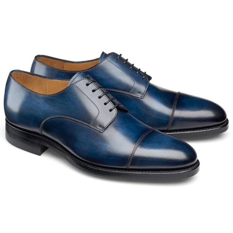 Carlos Santos Gary 9381 Cap Toe Shoes Norte Image