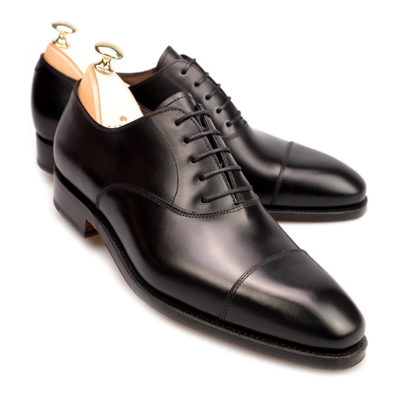 Carmina Oxford Shoes 80386 Rain Black Image