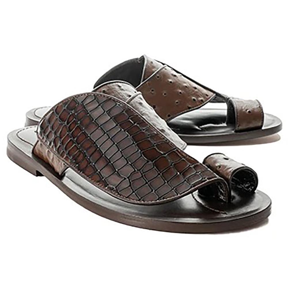 Corrente C005-5830 Sandals Brown Image
