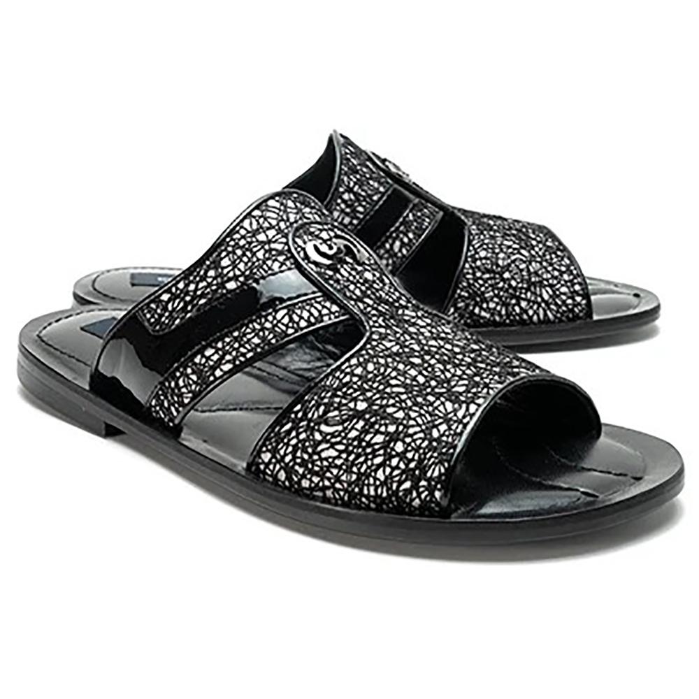 Corrente C007-5829 Sandals Black Image