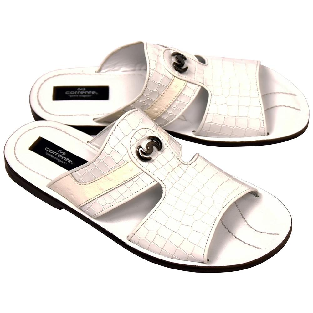 Corrente C0072-5829 Sandals White Image
