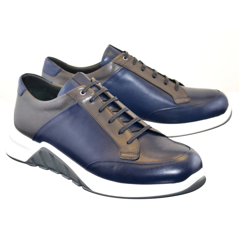 Corrente C037-5569 Fashion Sneakers Navy Image