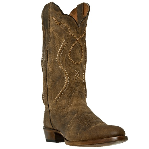 Dan Post Albany DP26682 Western Boots Tan Image