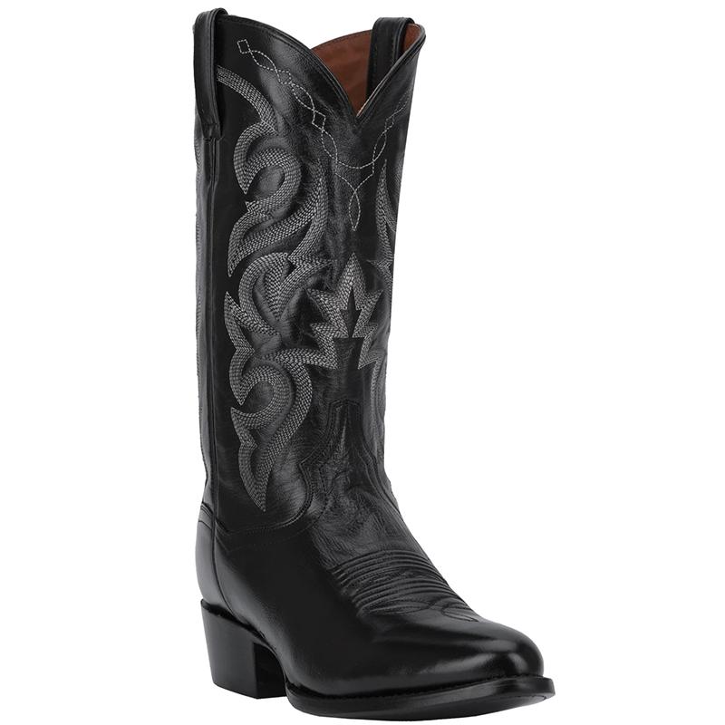 Dan Post DP2110R Milwaukee Leather Boots Black Image