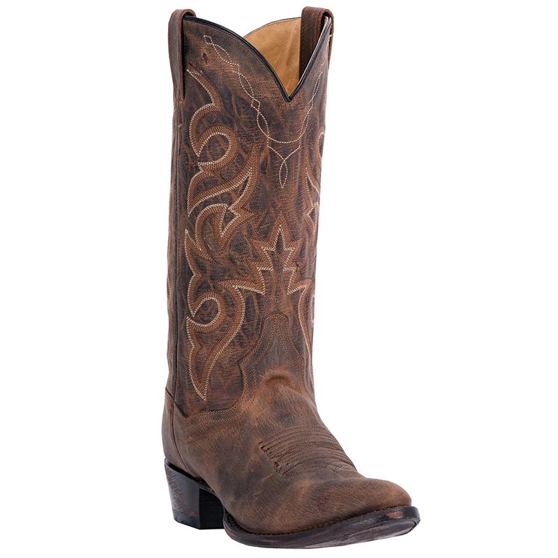 Dan Post DP2159 Renegade Leather Boots Brown Image