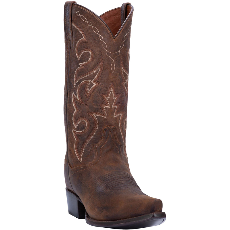 Dan Post DP2159S Renegade S Leather Boots Brown Image