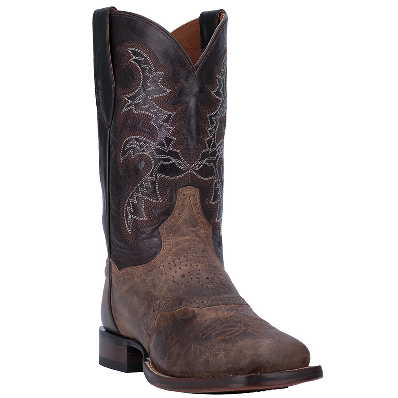 Dan Post DP2815 Franklin Leather Boots Sand Image