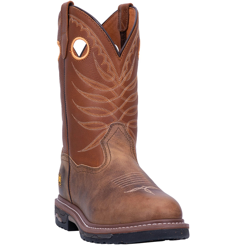 Dan Post DP69212 Foreman Leather Boots Tan Image