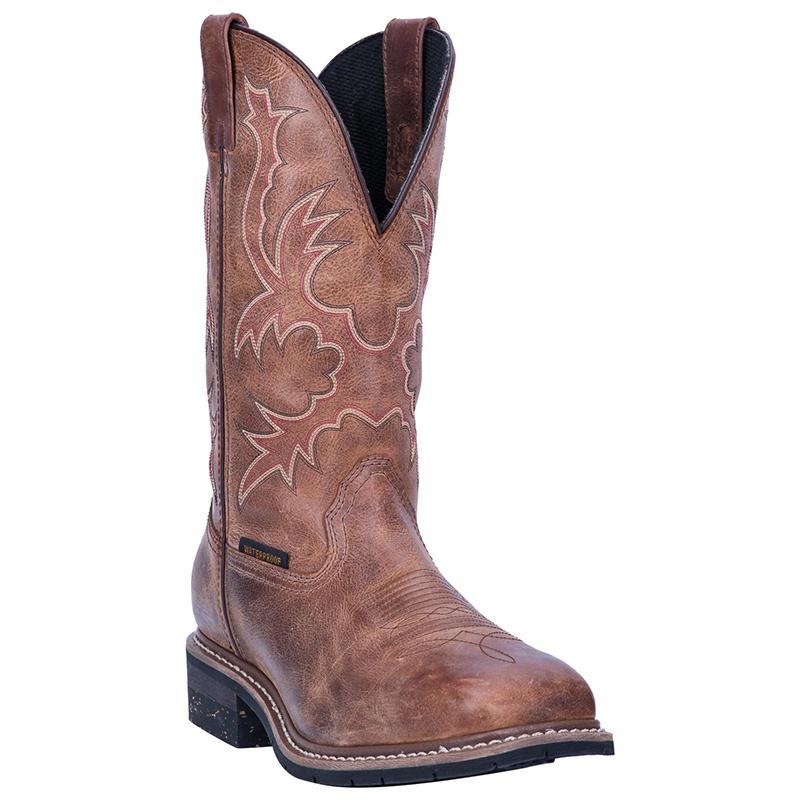 Dan Post DP69791 Nogales Waterproof Leather Boots Tan Image