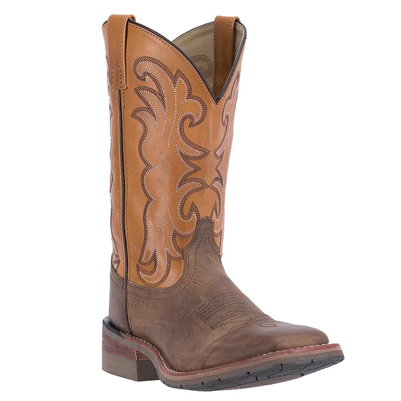 Dan Post DP69831 Ferrier Leather Boots Brown Image