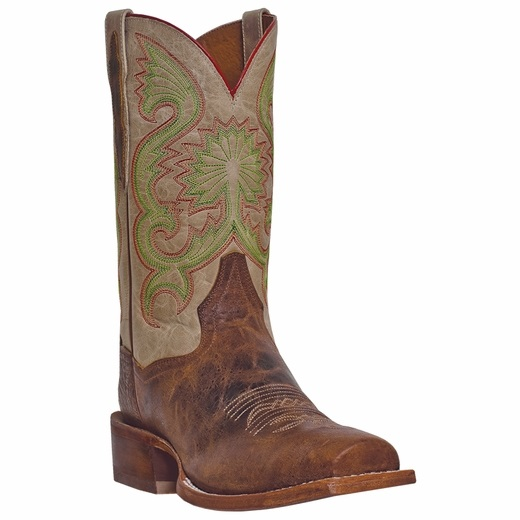 1aa6207fe82 Dan Post Free Hand DP4125 Western Boots Tan