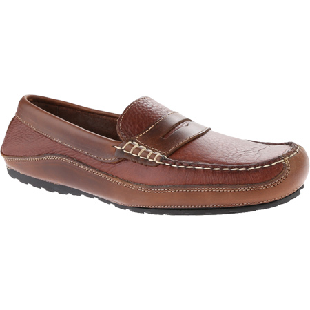 T.B. Phelps Coronado Driving Shoes Brown Image