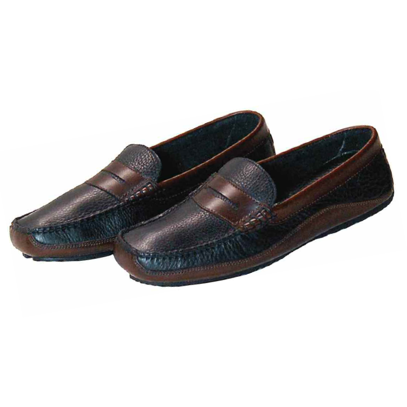 david spencer coronado driving shoes soft black