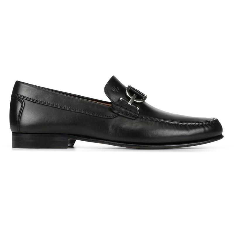 Donald Pliner Colin Calfskin Loafer Black Image
