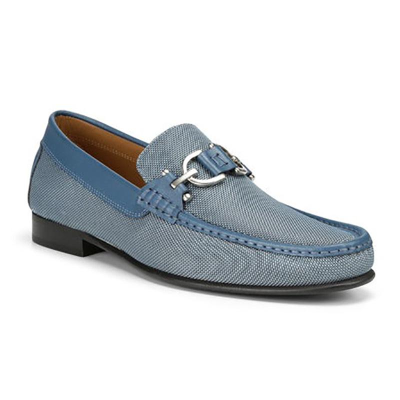 Donald Pliner Colin King Loafer Denim Image