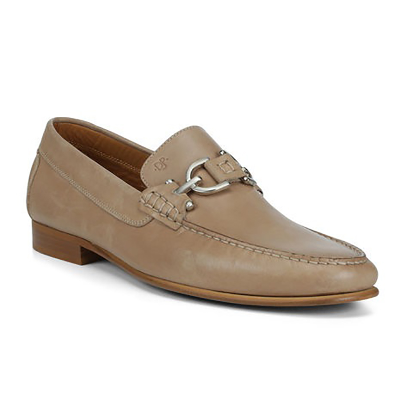 Donald Pliner Colin Lux Calf Leather Loafer Sand Image