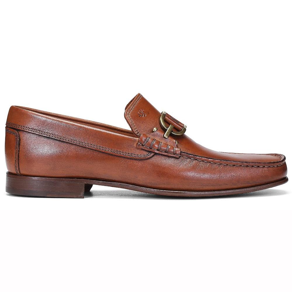 Donald Pliner Dacio Calfskin Loafers Tan Image