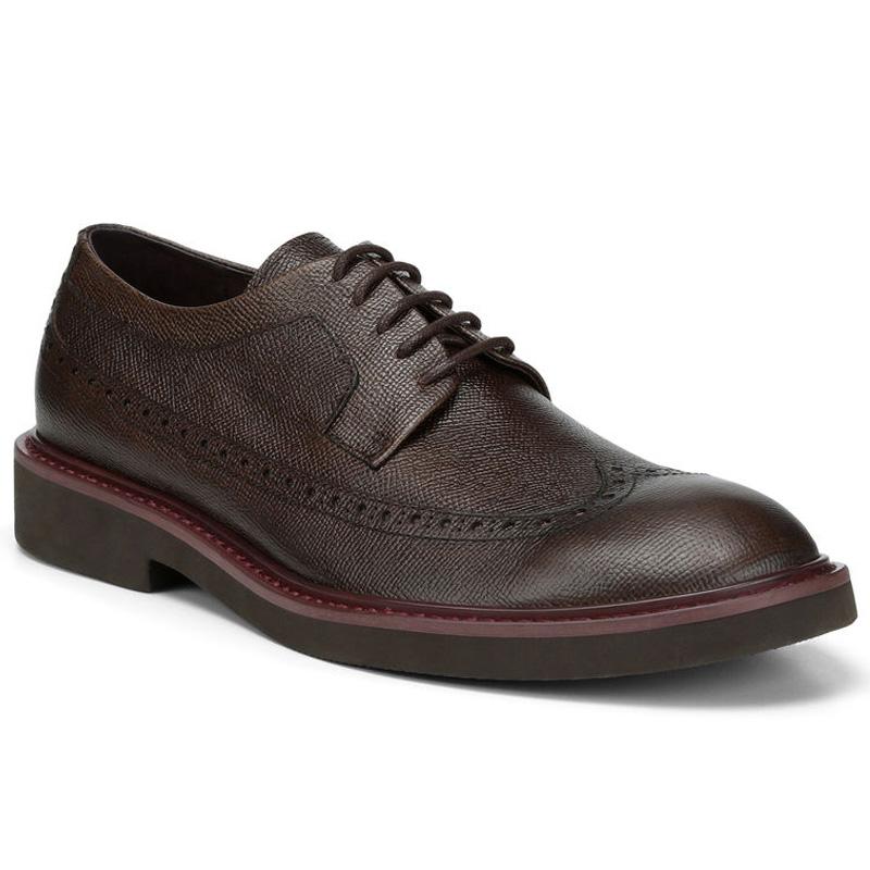 Donald Pliner Gareth Calf Oxford Shoe Expresso Image