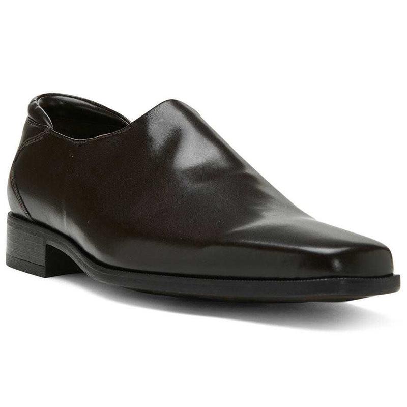 Donald Pliner Rex Nappa Stretch Loafer Shoe Expresso Image