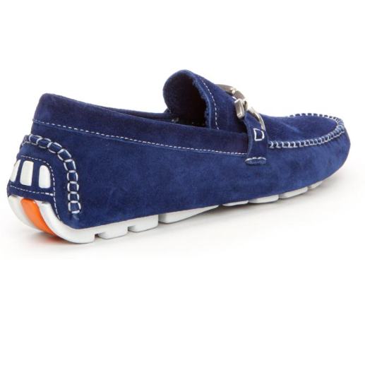 It's the post we've all been waiting for all color week: the shoe post! Without further ado, here's a round-up of some incredibly fabulous indigo shoes&why