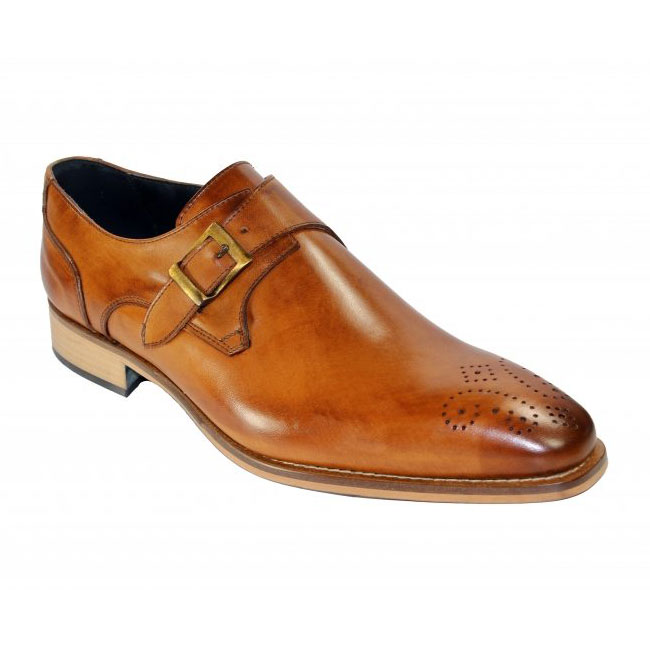 Duca by Matiste Siena Cognac Shoes Image