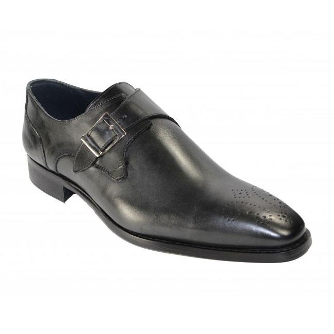 Duca by Matiste Siena Grey Shoes Image