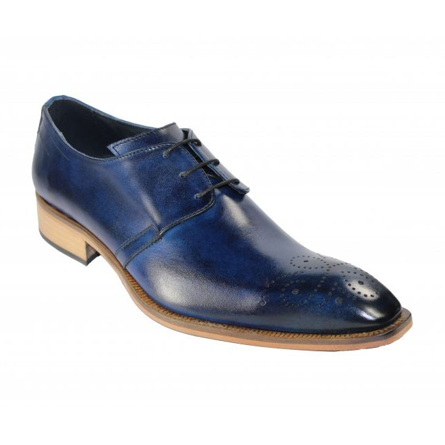 Duca by Matiste 400 Blue Shoes Image