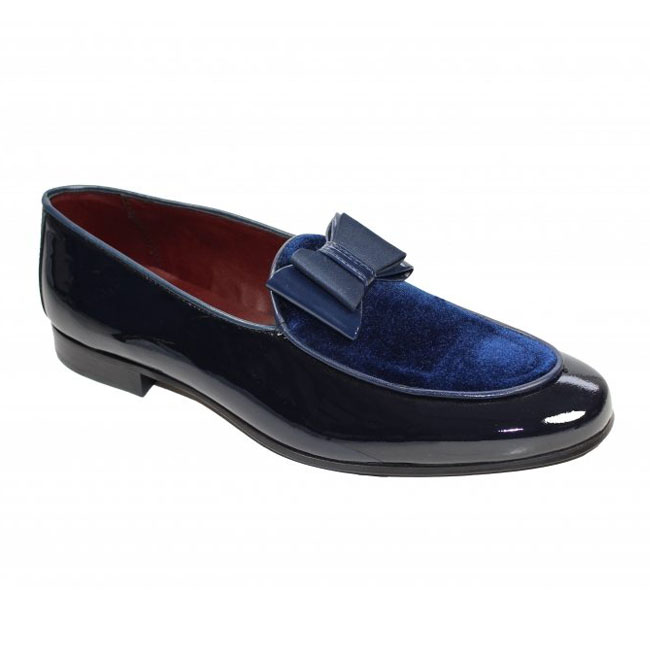 Duca by Matiste Amalfi Navy Shoes Image
