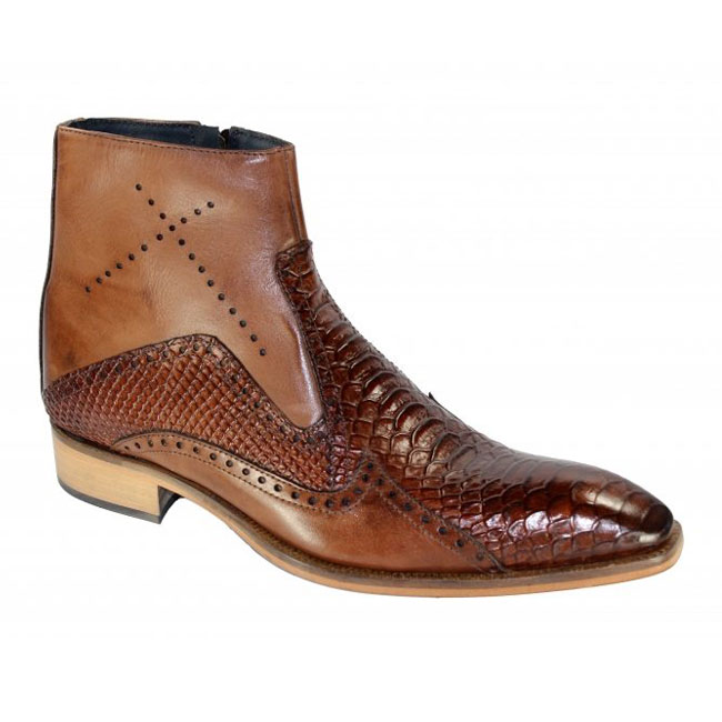 Duca by Matiste Verona Brandy Boots Image