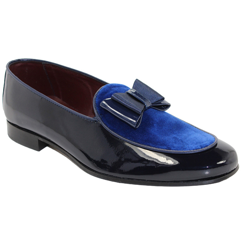 Duca by Matiste Amalfi Blue Shoes Image