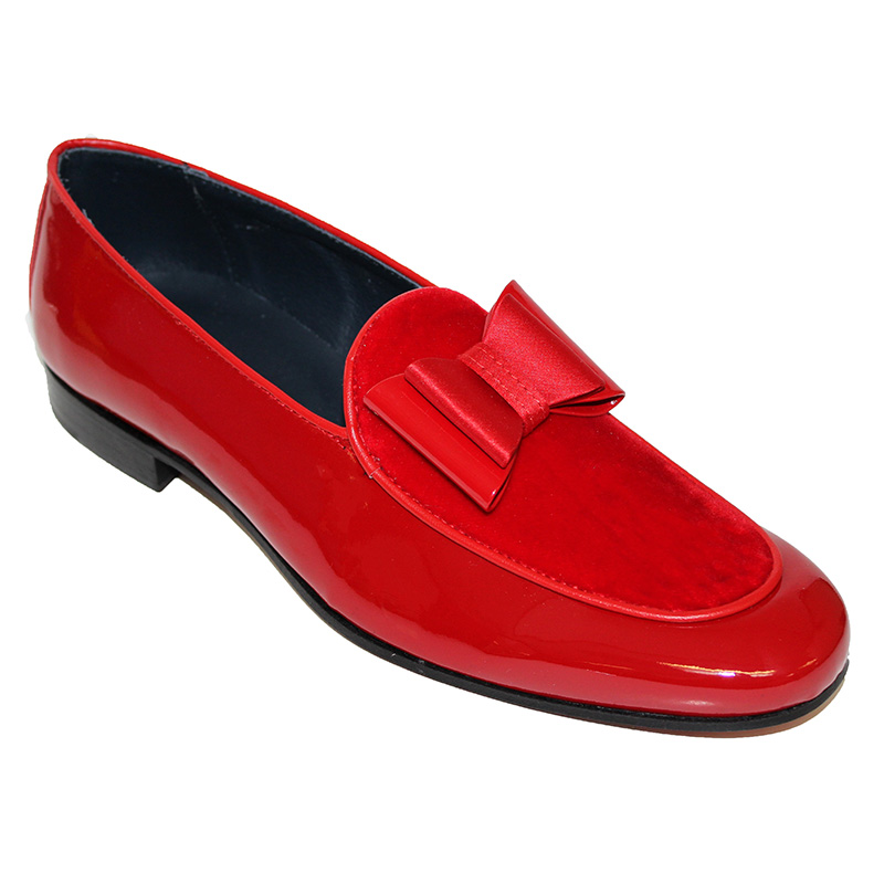 Duca by Matiste Amalfi Red Shoes Image
