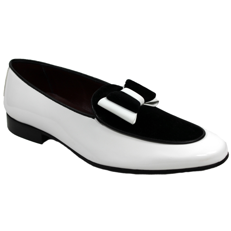 Duca by Matiste Amalfi Shoes Black / White Image