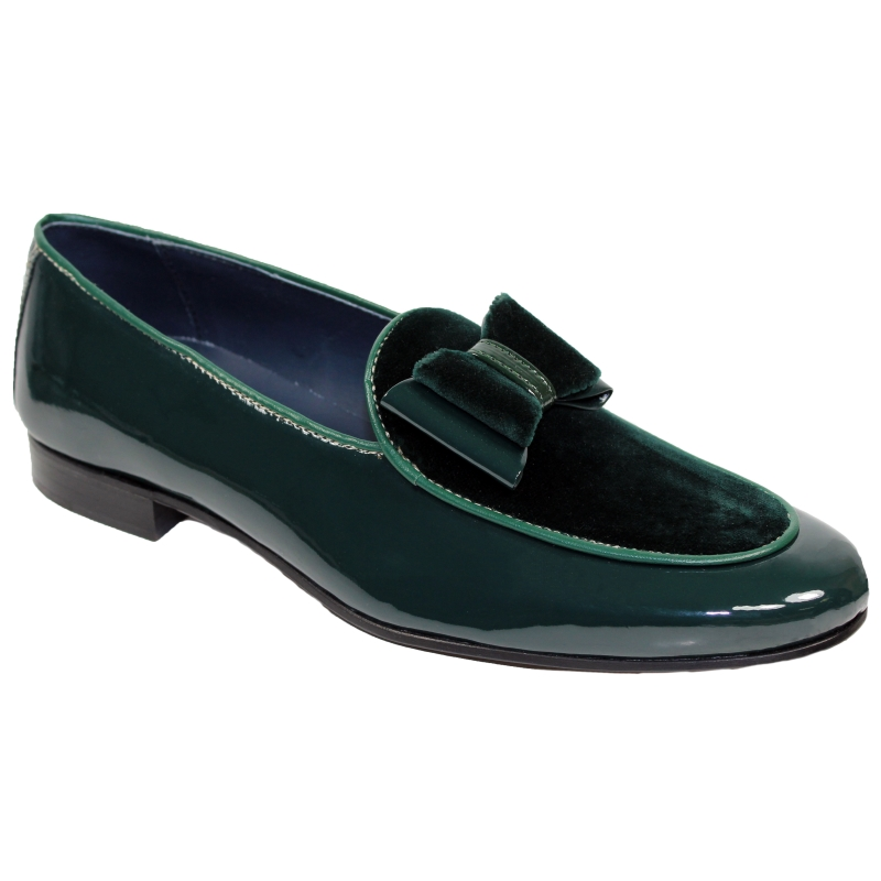 Duca by Matiste Amalfi Shoes Green Image
