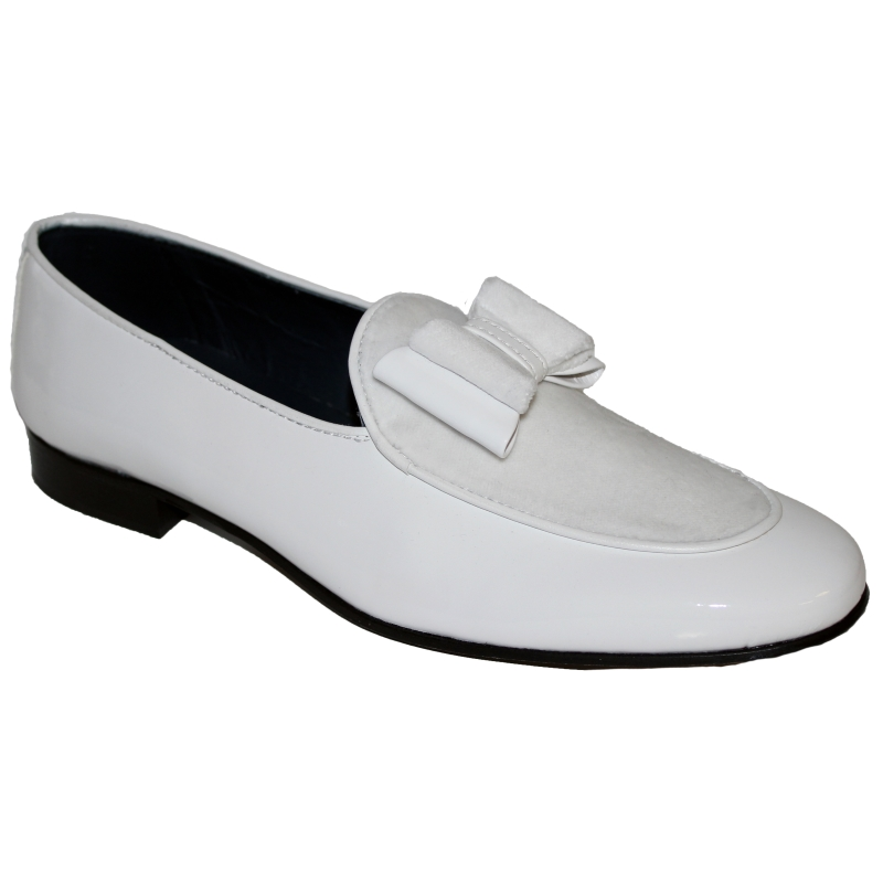 Duca by Matiste Amalfi Shoes White Image