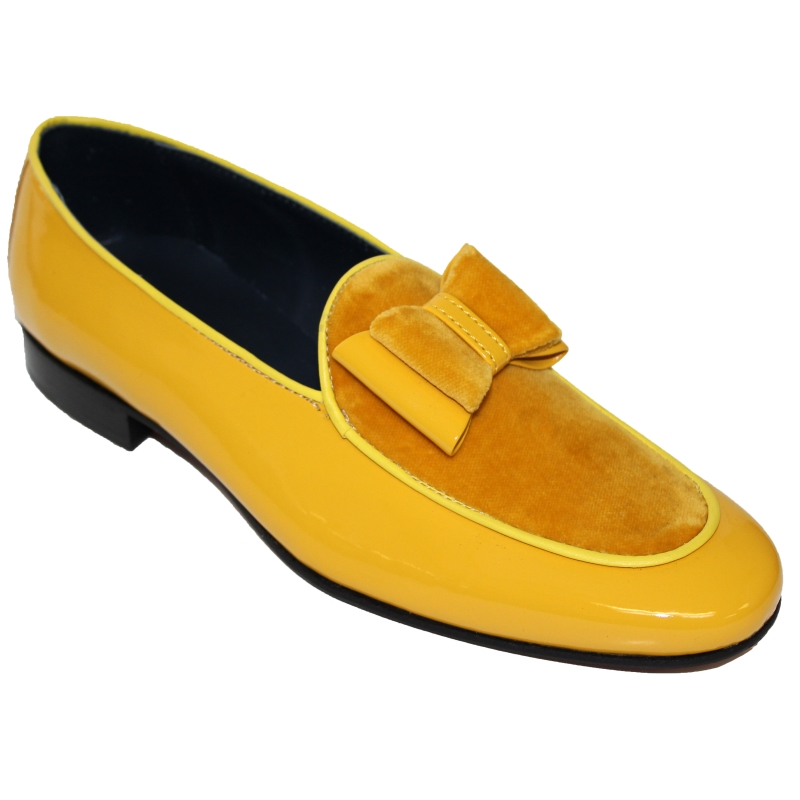 Duca by Matiste Amalfi Shoes Yellow Image