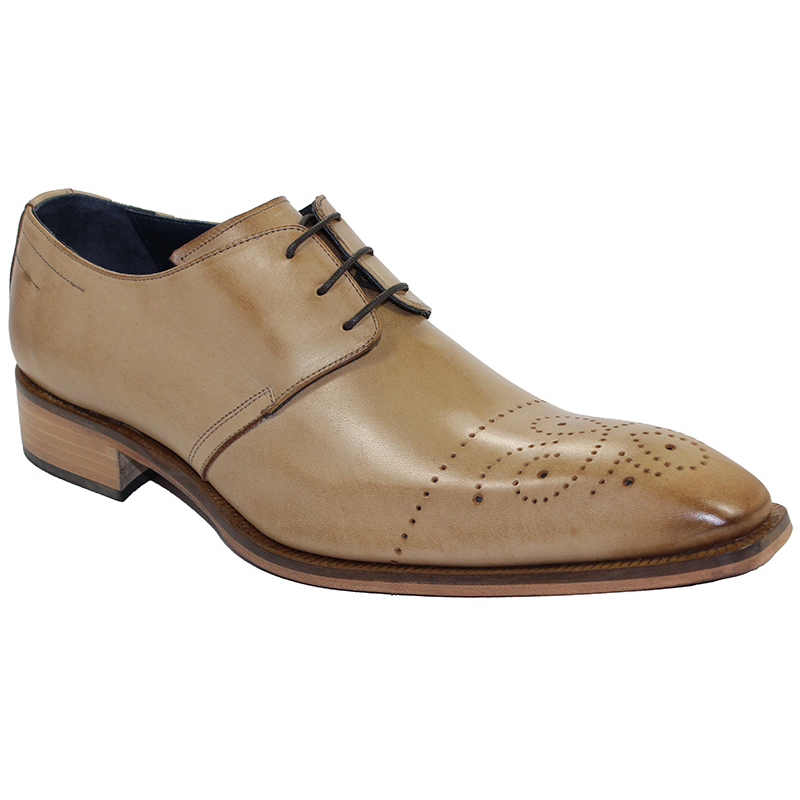 Duca by Matiste Bologna Taupe Shoes Image