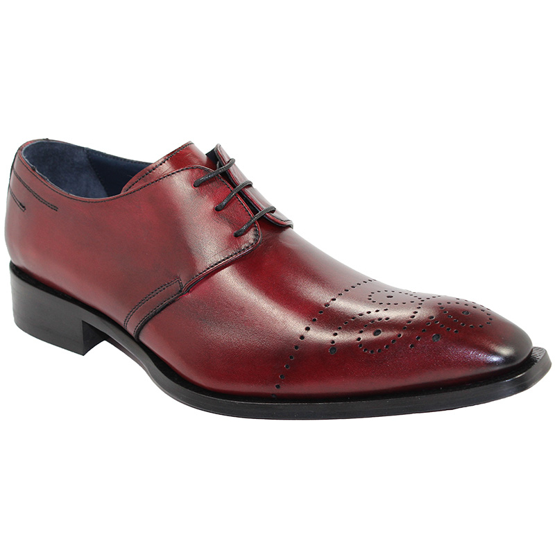 Duca by Matiste Bologna Wine Shoes Image