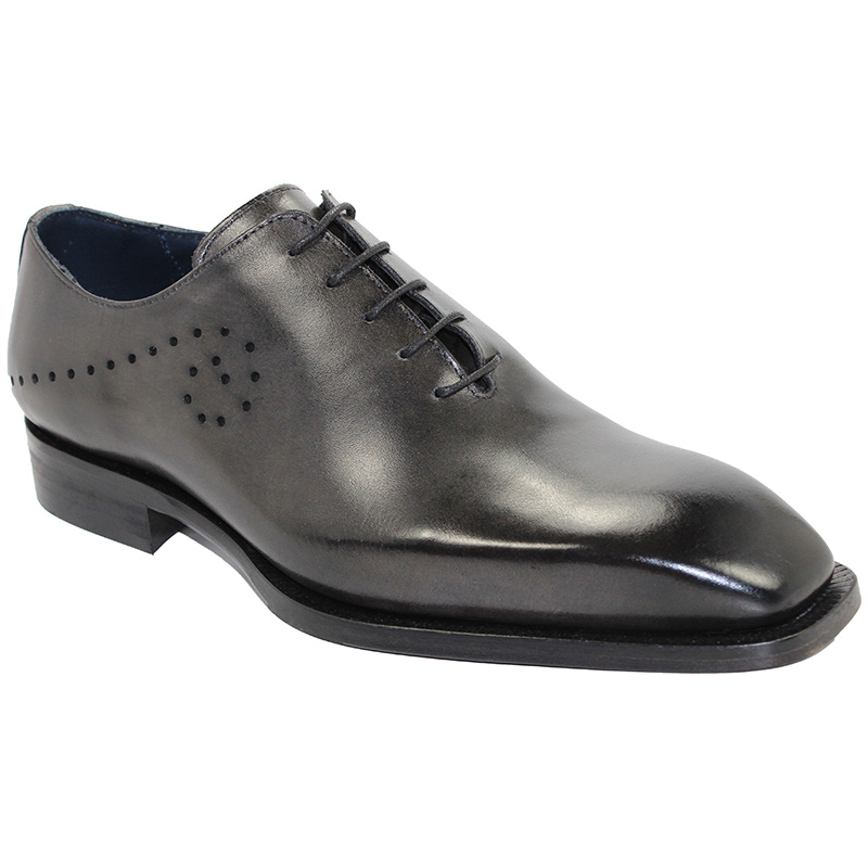 Duca by Matiste Firenze Grey Shoes Image