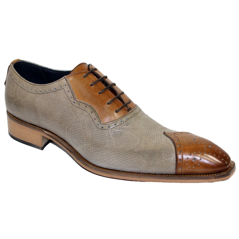 Duca by Matiste Marino Oxfords Cognac / Neutro Image