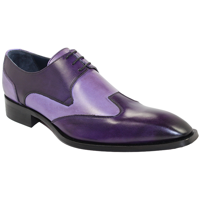 Duca by Matiste Milano Purple/Lavender Shoes Image
