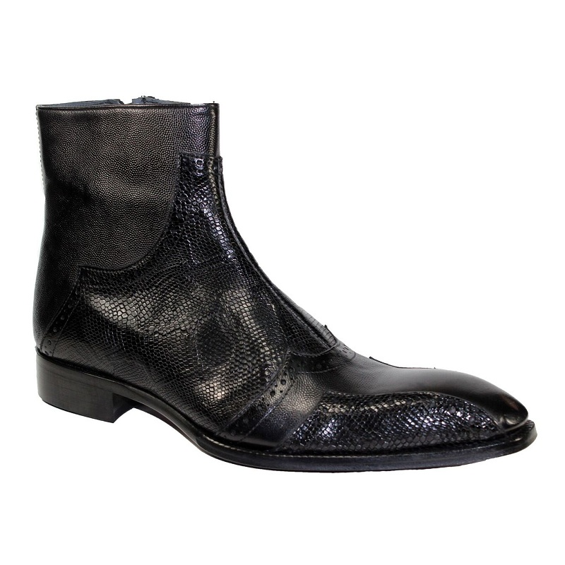 Duca by Matiste Prato Slip On Boots Black Image