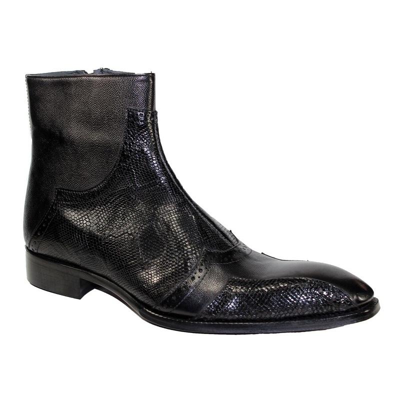 Duca by Matiste Prato Slip On Boots Black Image
