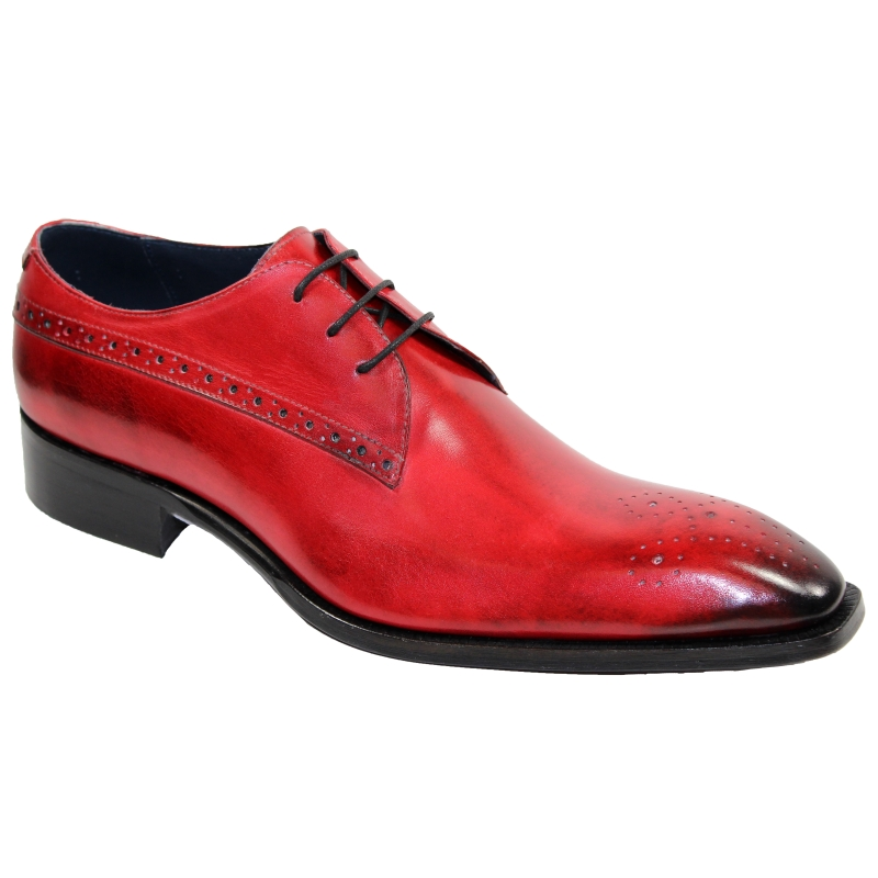 Duca by Matiste Ravello Shoes Red Image