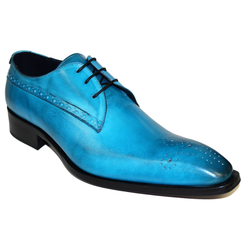 Duca by Matiste Ravello Shoes Turquoise Image