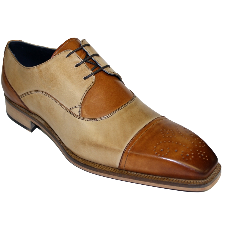 Duca by Matiste Roma Shoes Cognac / Neutro Image