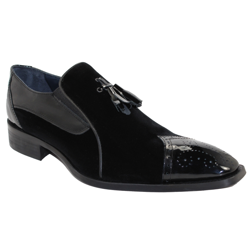 Duca by Matiste Sarno Loafers Black Image